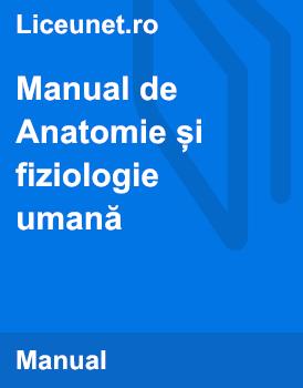 Manual de Anatomie, Genetică și Ecologie