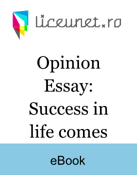essay about success in life I believe that failure leads to success it was those tiny tweaks which led to a very happy moment in my life: my first successful the essay had some good.